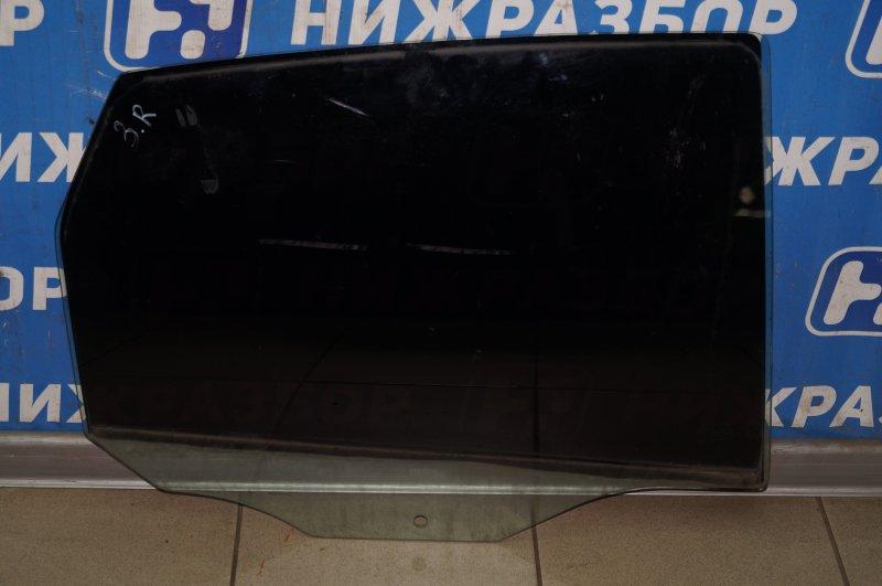 Стекло двери Ford Focus 1 1.6 DURATEC ROCAM 2004 заднее правое (б/у)
