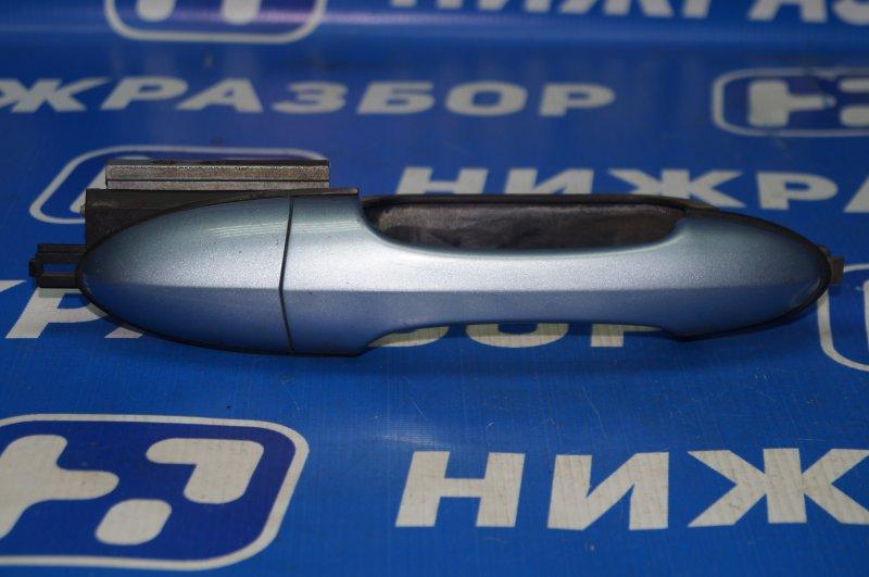 Ручка двери наружная Ford Focus 1 1.6 DURATEC ROCAM 2004 задняя правая (б/у)