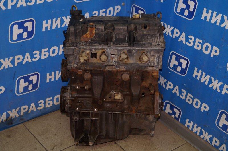 Двигатель (двс) Ford Focus 1 1.6 DURATEC ROCAM 2004 (б/у)