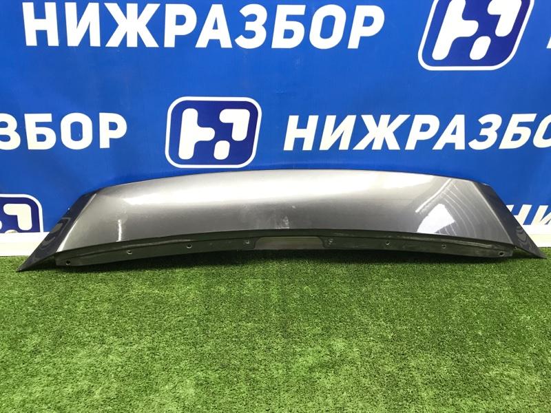 Накладка на решетку Mazda 6 передняя (б/у)