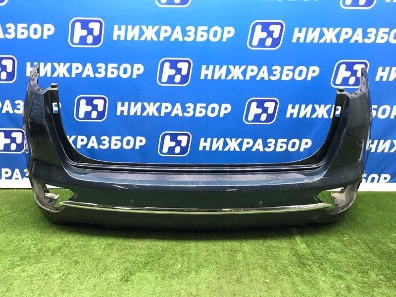Бампер Kia Sportage 4 QL задний (б/у)