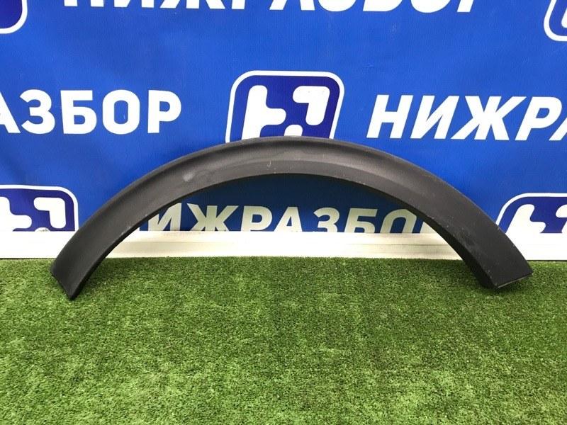 Накладка крыла Kia Sportage 4 QL задняя правая (б/у)