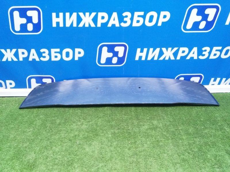 Накладка двери багажника Kia Sportage 4 QL задняя (б/у)