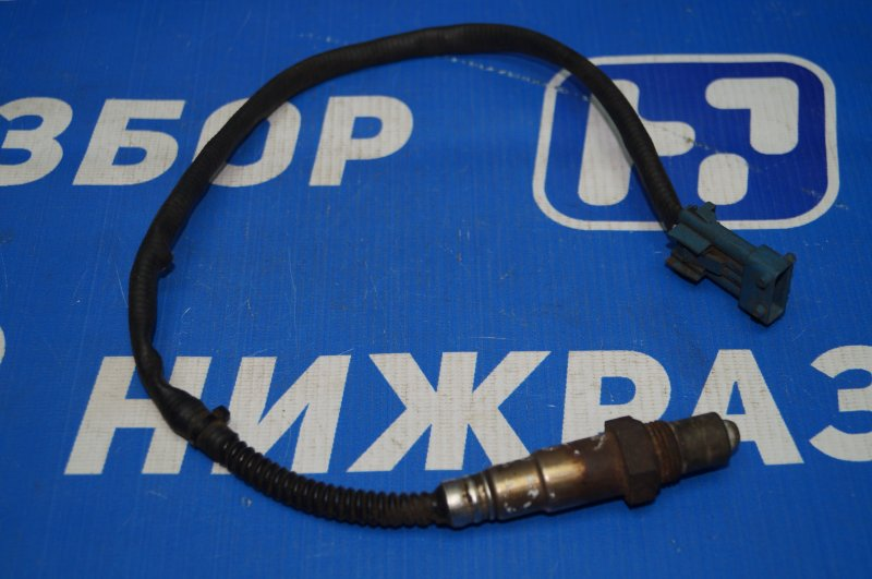 Датчик кислородный Citroen C4 2005 нижний (б/у)