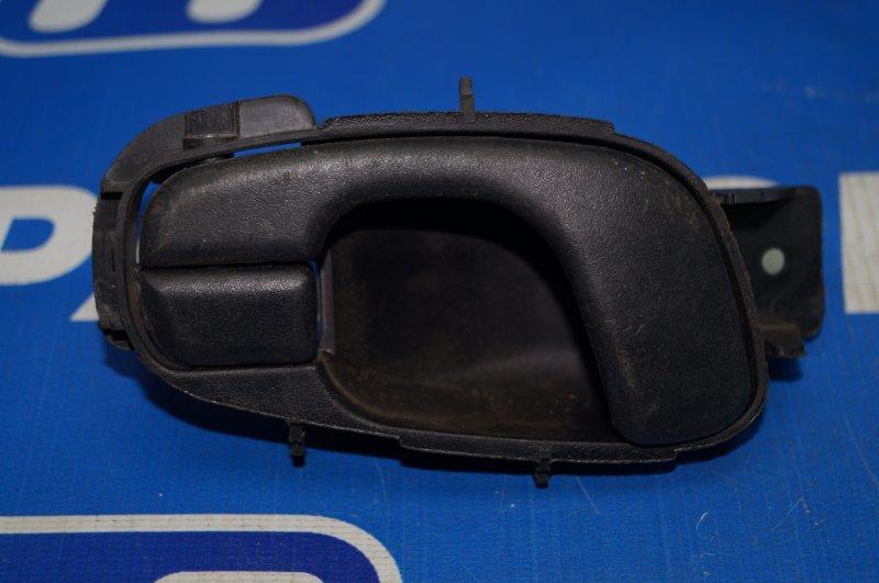 Ручка двери внутренняя Chevrolet Lanos 2004 передняя правая (б/у)