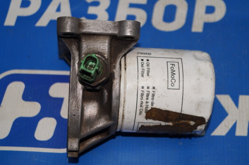 Кронштейн масляного фильтра Mazda 6 GG 2.0 LF 2002 (б/у)