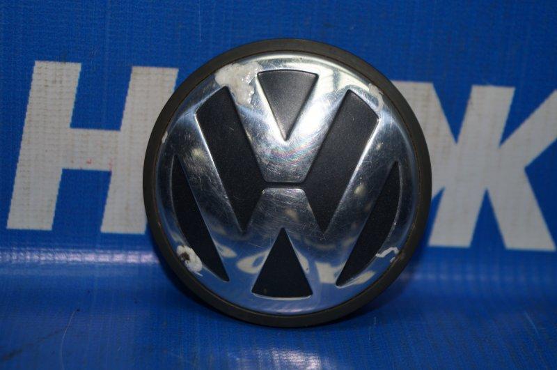 Колпак декор. легкосплавного диска Volkswagen Golf 5 (б/у)