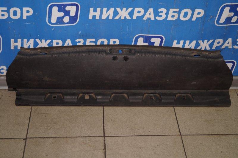 Обшивка багажника Renault Megane 2 1.6 (б/у)