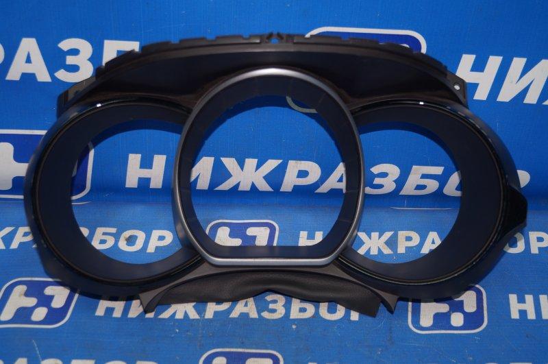 Накладка декоративная Kia Rio 3 QB 2011 (б/у)