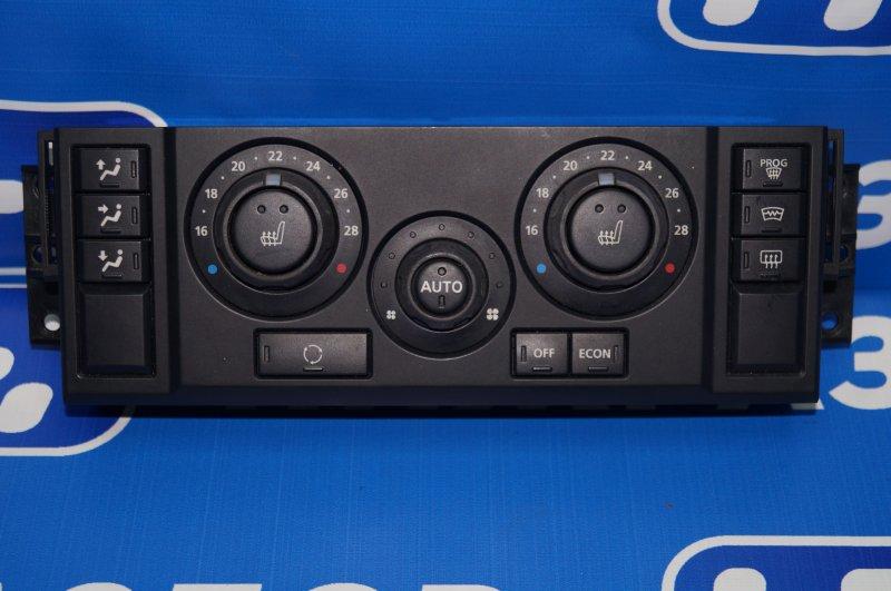 Блок управления климатической установкой Land Rover Discovery 3 L319 2.7 TDI (276DT) 2008 (б/у)