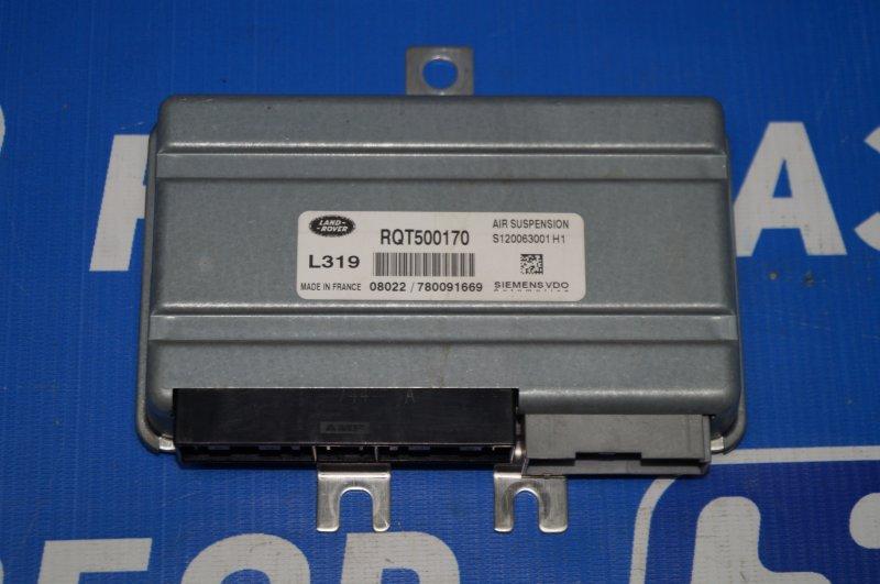 Блок управления подвеской Land Rover Discovery 3 L319 2.7 TDI (276DT) 2008 (б/у)