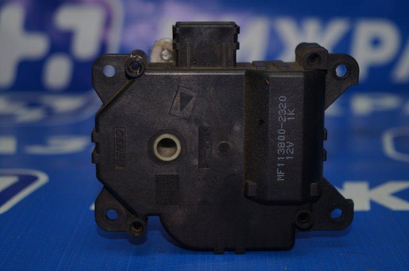 Моторчик заслонки печки Land Rover Discovery 3 L319 2.7 TDI (276DT) 2008 (б/у)