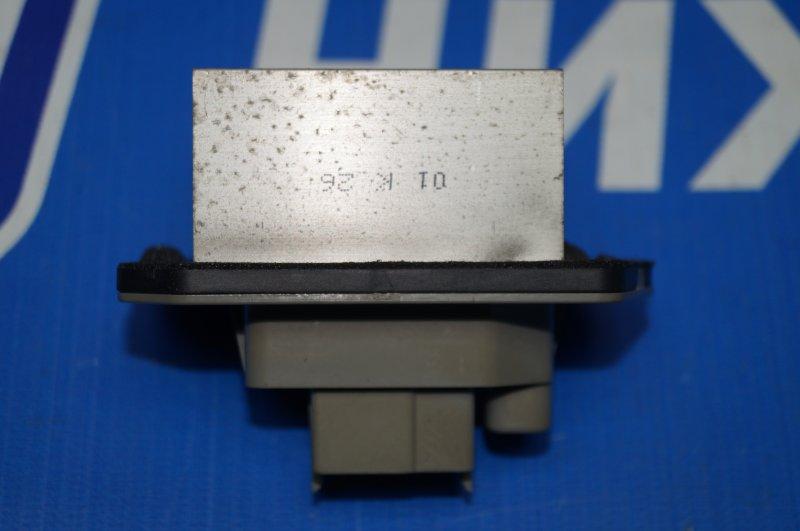 Резистор отопителя Land Rover Discovery 3 L319 2.7 TDI (276DT) 2008 (б/у)
