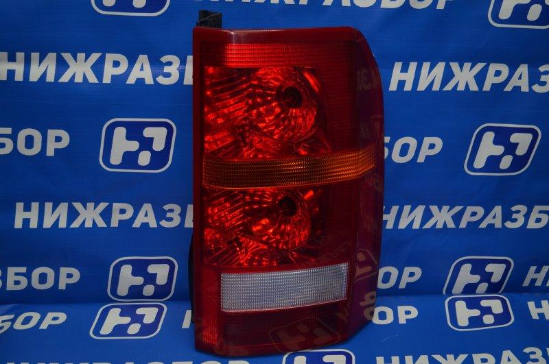 Фонарь Land Rover Discovery 3 L319 2.7 TDI (276DT) 2008 задний правый (б/у)
