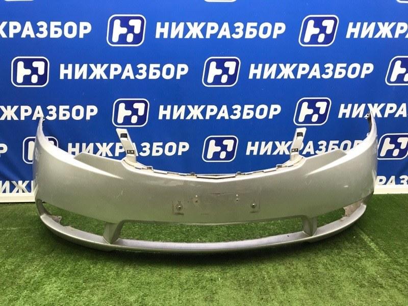 Бампер Kia Cerato 2 передний (б/у)