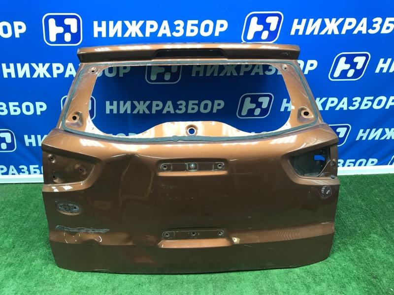 Крышка багажника Ford Ecosport задняя (б/у)