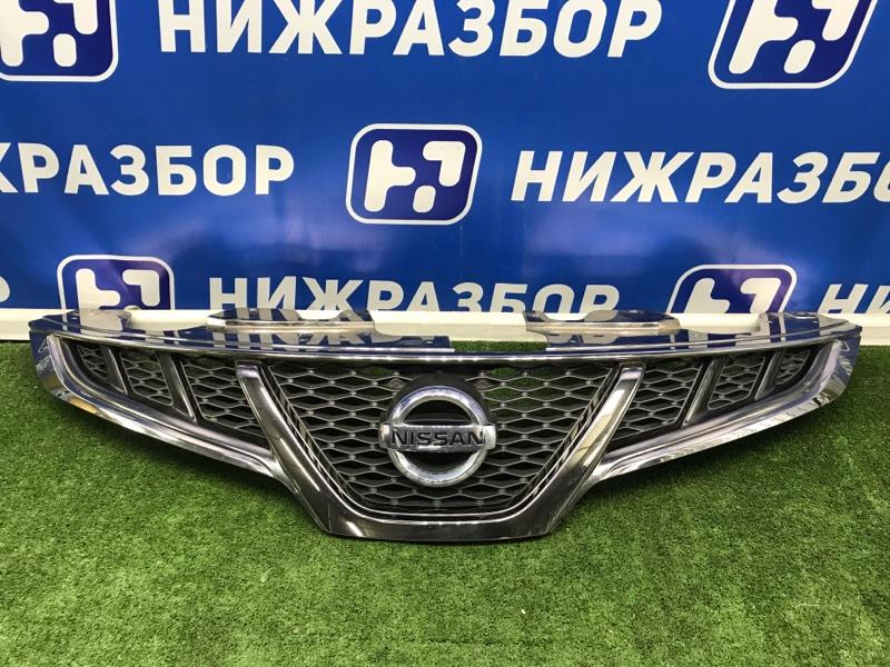 Решетка радиатора Nissan Murano Z51 передняя (б/у)