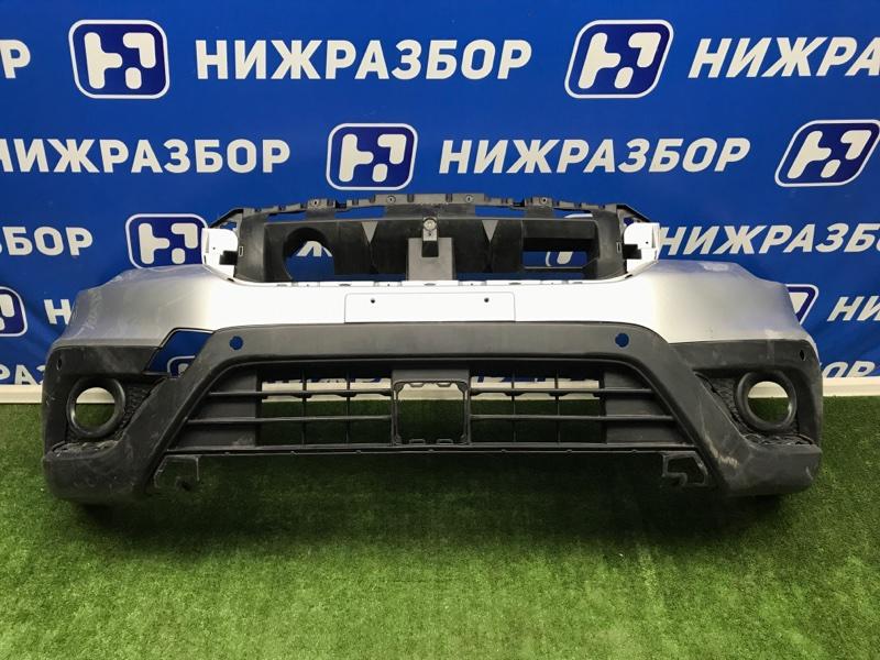 Бампер Suzuki Sx4 передний (б/у)