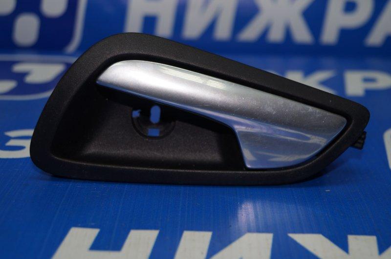 Ручка двери внутренняя Ford Focus 3 2011 передняя левая (б/у)