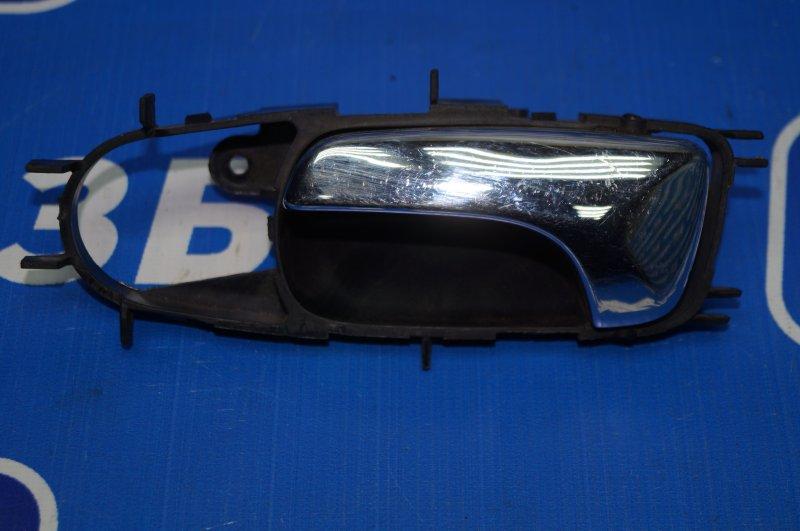 Ручка двери внутренняя Chevrolet Lacetti 2003 передняя левая (б/у)