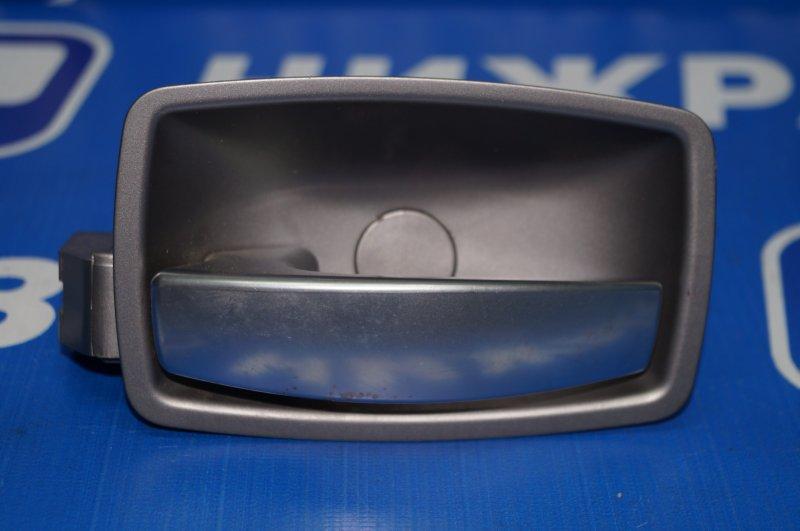 Ручка двери внутренняя Bmw 7-Серия E65/E66 2001 передняя левая (б/у)