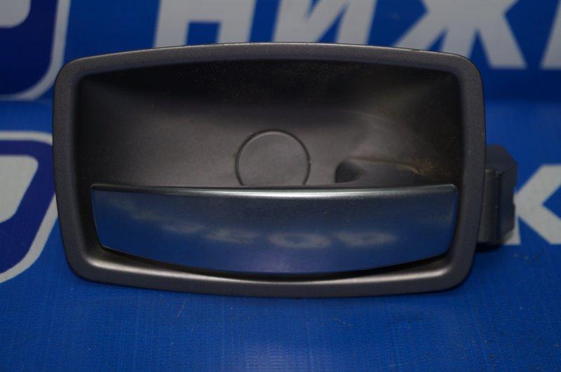 Ручка двери внутренняя Bmw 7-Серия E65/E66 2001 задняя правая (б/у)