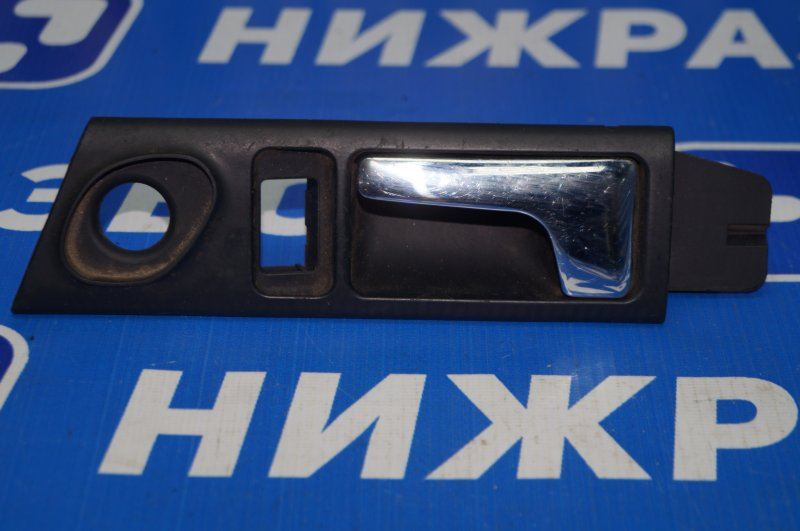 Ручка двери внутренняя Audi 100 C4 1991 задняя левая (б/у)