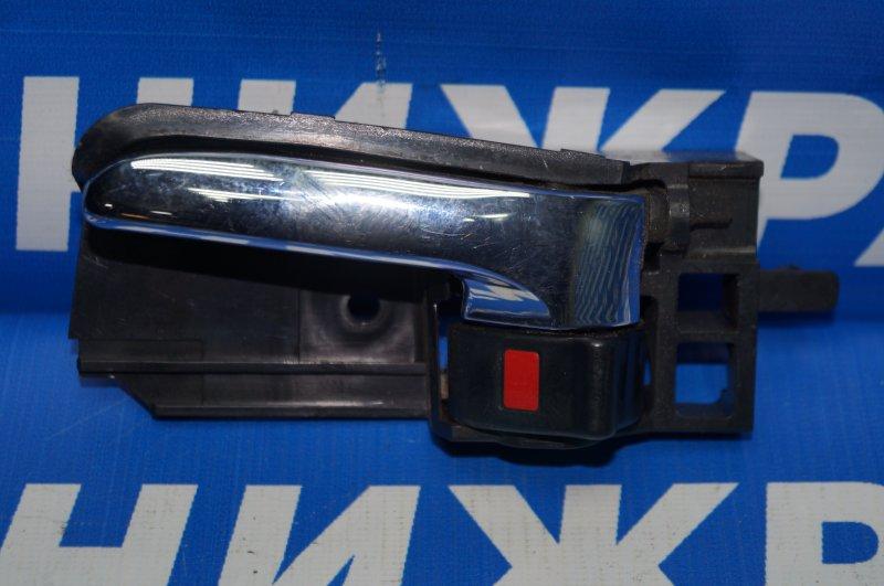 Ручка двери внутренняя Lifan Solano 620 2010 задняя левая (б/у)