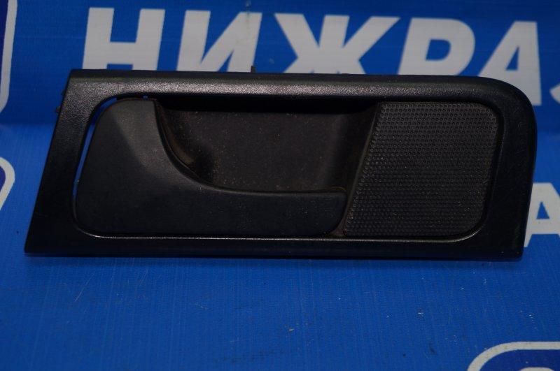 Ручка двери внутренняя Chevrolet Lacetti 2003 задняя левая (б/у)