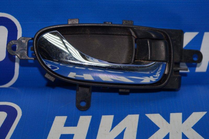 Ручка двери внутренняя Nissan Murano Z51 2008 передняя правая (б/у)