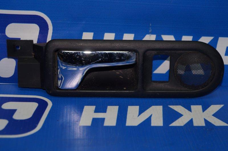 Ручка двери внутренняя Volkswagen Passat B5 1996 задняя правая (б/у)