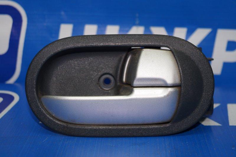 Ручка двери внутренняя Mitsubishi Colt Z3 2004 задняя правая (б/у)