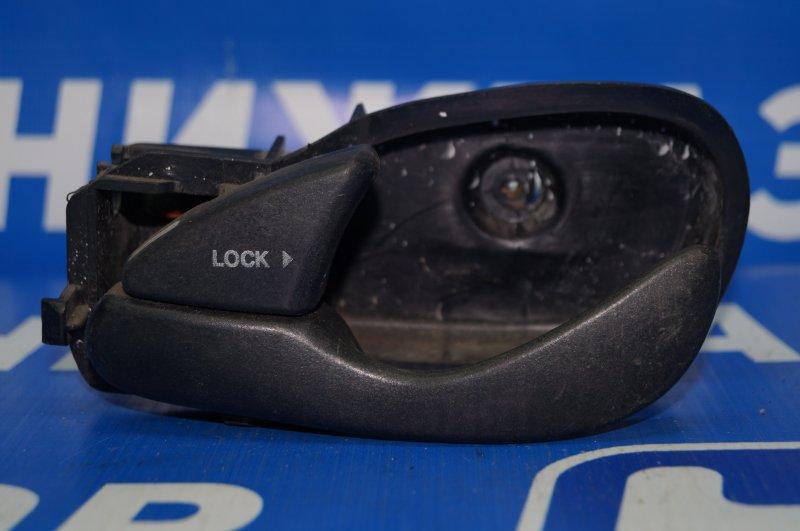 Ручка двери внутренняя Ford Focus 1 1998 передняя левая (б/у)
