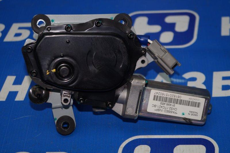 Моторчик стеклоочистителя Land Rover Discovery 3 L319 2.7 TDI (276DT) 2008 задний (б/у)