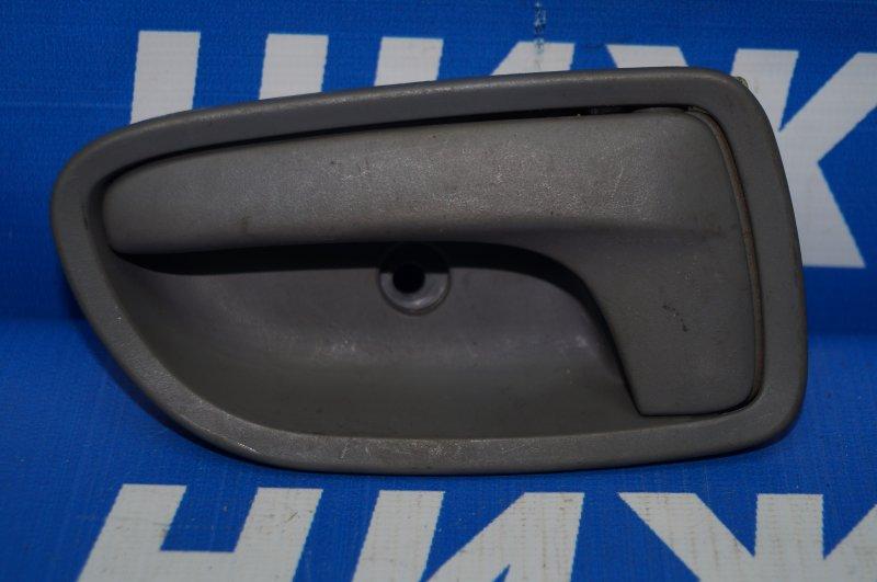 Ручка двери внутренняя Kia Rio 1 DC 2001 задняя левая (б/у)