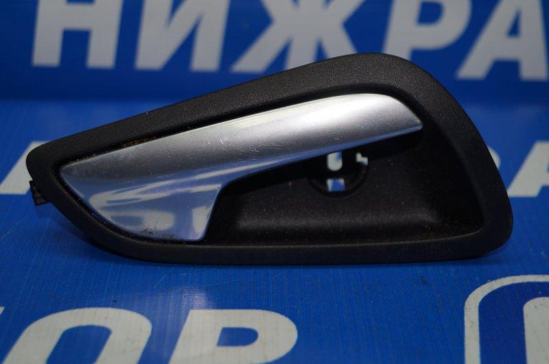 Ручка двери внутренняя Ford Focus 3 2011 задняя правая (б/у)