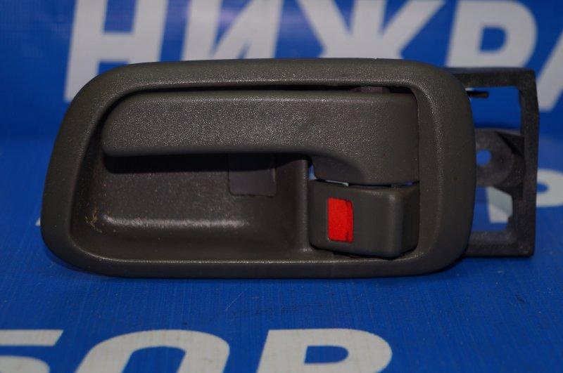 Ручка двери внутренняя Chery Tiggo T11 2005 задняя левая (б/у)