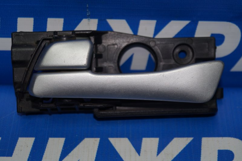Ручка двери внутренняя Hyundai Solaris 1 2010 задняя левая (б/у)