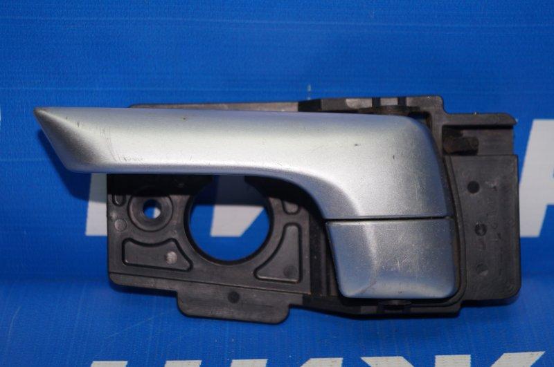 Ручка двери внутренняя Kia Rio 3 QB 2011 задняя левая (б/у)