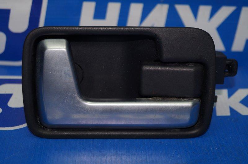 Ручка двери внутренняя Land Rover Discovery 3 L319 2.7 TDI (276DT) 2008 передняя правая (б/у)