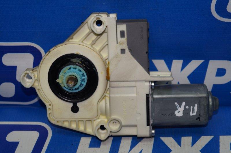Моторчик стеклоподъемника Land Rover Discovery 3 L319 2.7 TDI (276DT) 2008 передний правый (б/у)