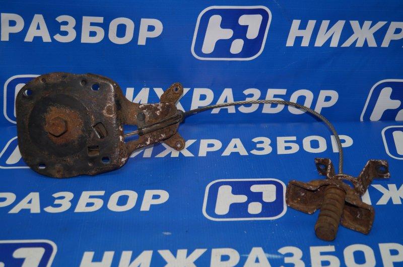 Механизм подъема запасного колеса Land Rover Discovery 3 L319 2.7 TDI (276DT) 2008 (б/у)
