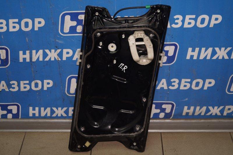 Стеклоподъемник эл. Land Rover Discovery 3 L319 2.7 TDI (276DT) 2008 передний правый (б/у)