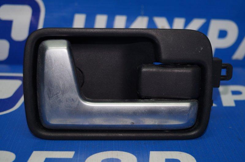 Ручка двери внутренняя Land Rover Discovery 3 L319 2.7 TDI (276DT) 2008 задняя правая (б/у)