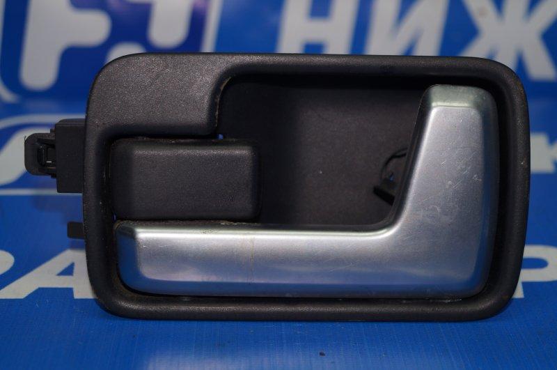 Ручка двери внутренняя Land Rover Discovery 3 L319 2.7 TDI (276DT) 2008 передняя левая (б/у)