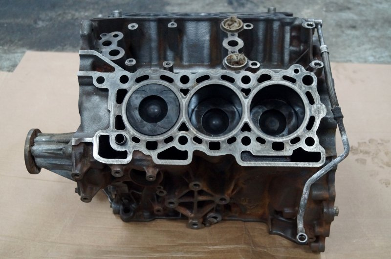 Двигатель (двс) Land Rover Discovery 3 L319 2.7 TDI (276DT) 2008 (б/у)