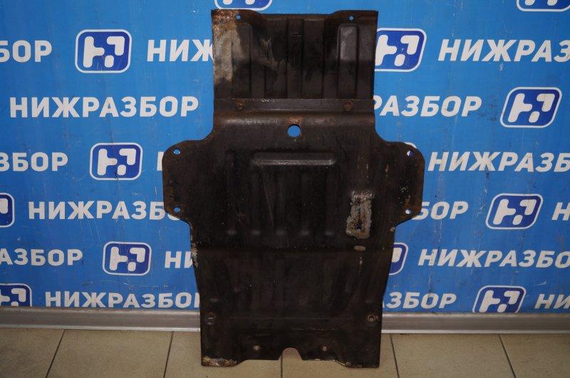Защита двигателя Land Rover Discovery 3 L319 2.7 TDI (276DT) 2008 (б/у)