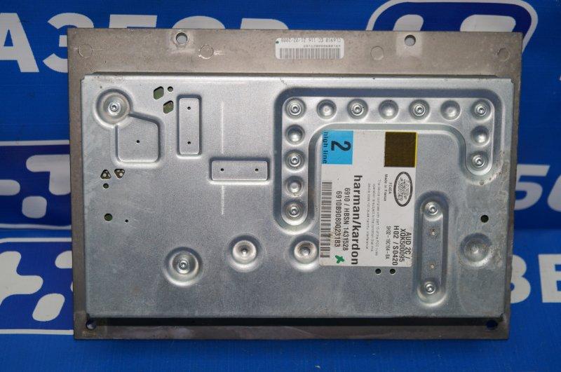 Усилитель акустической системы Land Rover Discovery 3 L319 2.7 TDI (276DT) 2008 (б/у)