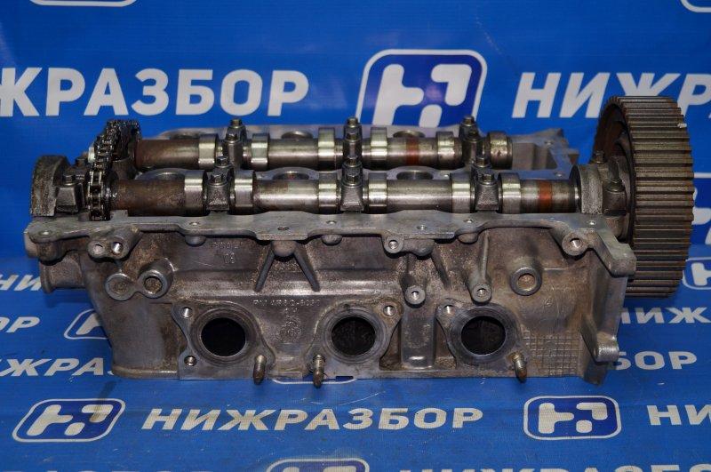 Головка блока цилиндров (гбц) Land Rover Discovery 3 L319 2.7 TDI (276DT) 2008 правая (б/у)