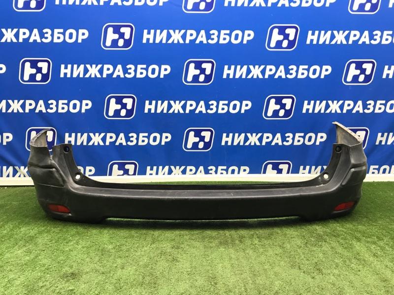 Бампер Nissan Ad VY12 задний (б/у)